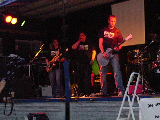 EXiL-Konzert Altstadt Hof 003