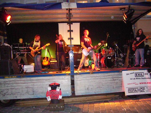 EXiL-Konzert Altstadt Hof 021